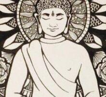 The Peaceful Buddha Sticker
