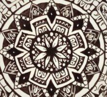 Aztec Wheel Sticker