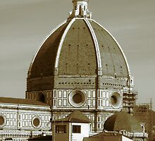 Brunelleschi's Dome  by Keith Sutherland