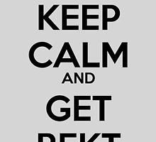 KEEP CALM AND GET  REKT by Magnate