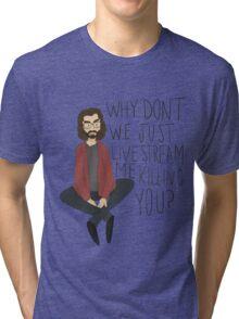 Bertram Gilfoyle Tri-blend T-Shirt
