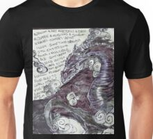musing journal- Dragon page 3 Unisex T-Shirt