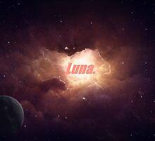 Luna by Chris Horay