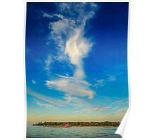 Angel in the sky Poster