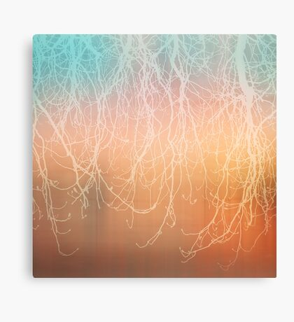 autumn texture I Canvas Print