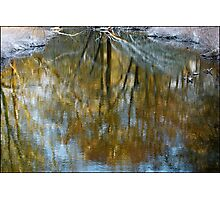 Water Colours. Photographic Print