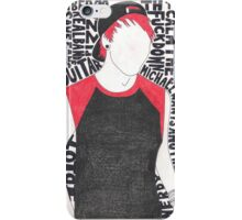 Michael Clifford Collage  iPhone Case/Skin