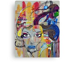 My Aerosol Dreams.... Canvas Print