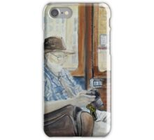 Travelling Man iPhone Case/Skin