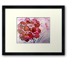 """IN THE PINK"" Framed Print"