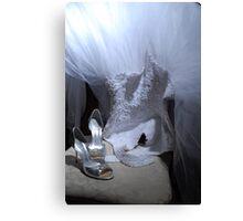 Dress of Dreams Canvas Print