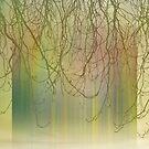 autumn texture II by Adriana Glackin