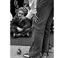 Puppet masta Photographic Print