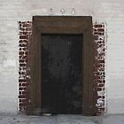 Urban Door photo painting by randycdesign