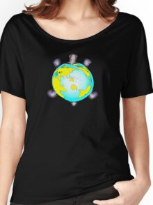 Turtle World Women's Relaxed Fit T-Shirt