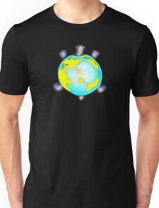 Turtle World Unisex T-Shirt