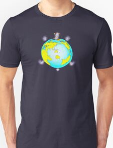 Turtle World T-Shirt