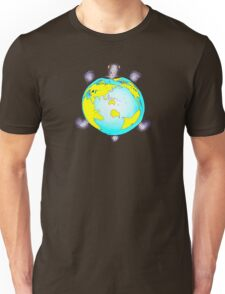 Turtle World T-Shirt