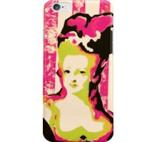 Marie Antoinette iPhone Case/Skin
