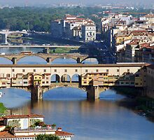 Ponte Vecchio by Keith Sutherland