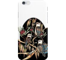 The laughing Australian iPhone Case/Skin
