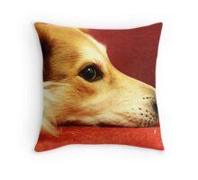 saz Throw Pillow