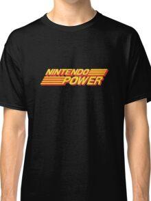 Nintendo Power Logo Classic T-Shirt