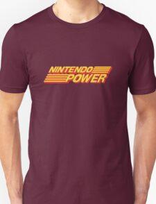 Nintendo Power Logo Unisex T-Shirt