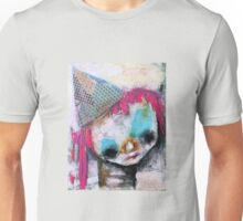Pink Hair Clown  Unisex T-Shirt