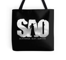 SAO Scavenge, slay , survive Tote Bag