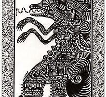 Folk Monster by Eli Helman