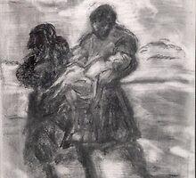 The Savior by Helena Bebirian