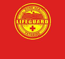 Dune Sea Lifeguard [Yellow Distressed] Unisex T-Shirt