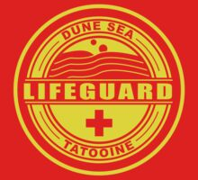 Dune Sea Lifeguard [Yellow Normal] One Piece - Long Sleeve