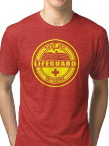 Dune Sea Lifeguard [Yellow Normal] Tri-blend T-Shirt