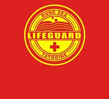Dune Sea Lifeguard [Yellow Normal] Unisex T-Shirt