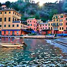 Portofino paint three by oreundici