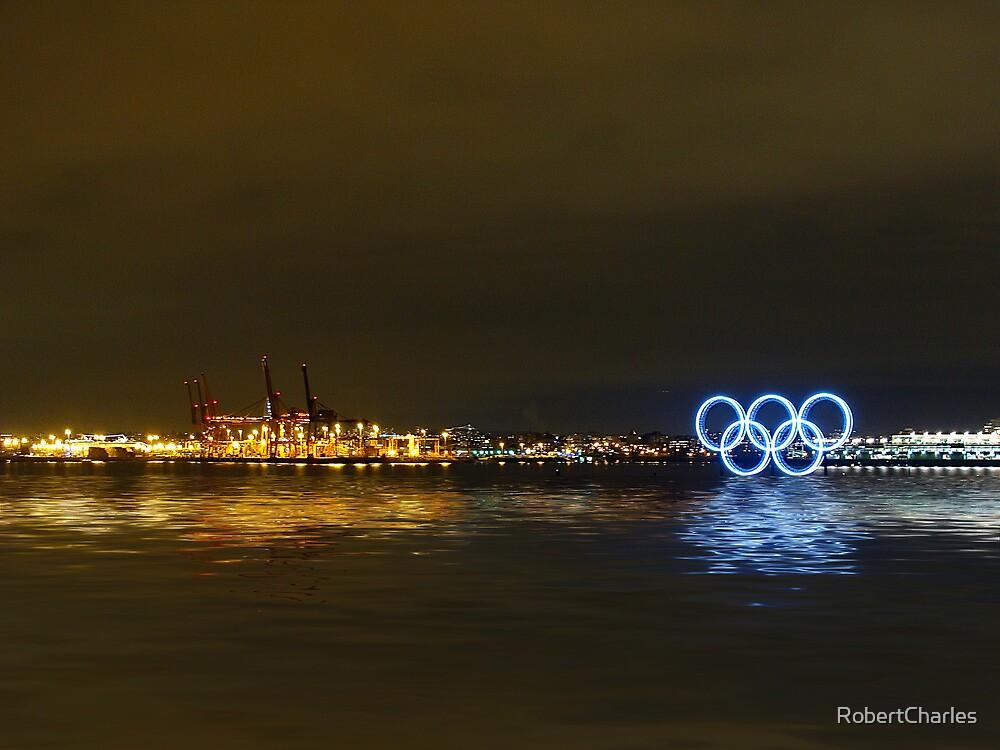 Olympic Rings by RobertCharles
