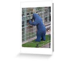 Denver Bear Greeting Card