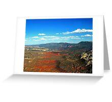 Dinosaur National Monument Colorado/Utah Greeting Card