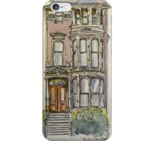 'The Inn', 943 South Van Ness Ave., San Francisco. California. ©2010 iPhone Case/Skin