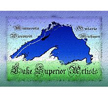 Lake Superior Artists Photographic Print