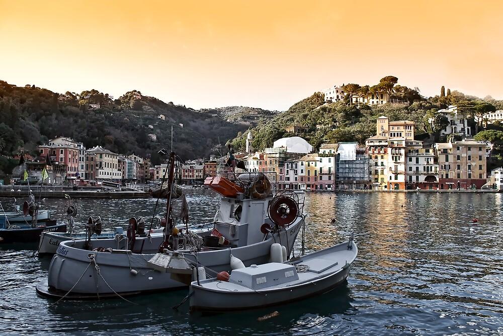 Portofino paint four by oreundici