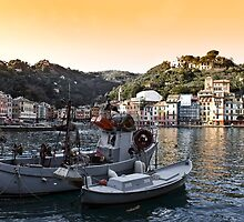 Portofino paint four by oreundici