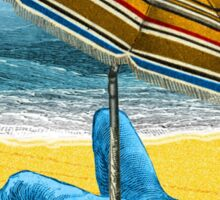 Beirut - D.Dubois (extract) English/US version Sticker