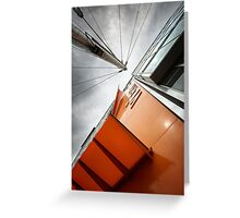 Architecture #4 Greeting Card