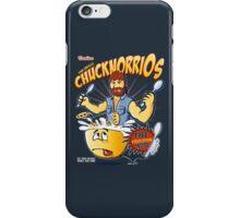 Chucknorrios iPhone Case/Skin