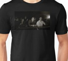 Boxing Crowd Unisex T-Shirt