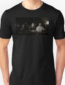 Boxing Crowd T-Shirt