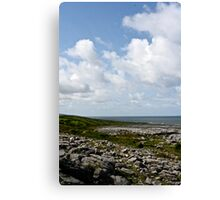 Co. Galway Canvas Print